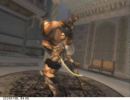 Скриншоты Prince of Persia / Принц Персии (2008) .